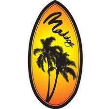 Maddog Wedge PALM Skim Board 37 Water Beach Side Fun