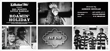 "16mm Film: THE LITTLE RASCALS ""Roamin' Holiday"" (1937) NICE BLACKHAWK ORIGINAL"