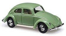 Maquette de voiture Busch H0 42714: VW Coccinelle avec Fenêtre bretzel 1951,Vert