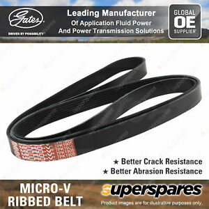 Gates Accessory Drive Belt for Toyota Rav 4 VVTi Camry ACV40R AHV40