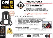 Gilet CREWFIT 165N SPORT AUTOMATIQUE SANS HARNAIS CREWSAVER