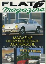 FLAT 6 n°03 02/1991