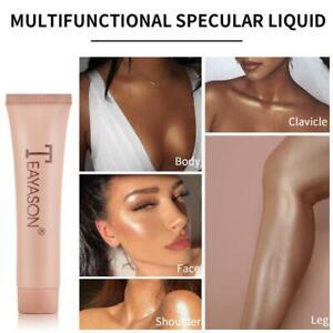 Liquid Highlighter Body Luminizer Bronzer  Makeup Glow Face Highlight Cosmetics