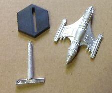 Babylon 5 Wars Drazi Stareagle Frigate Pewter Miniature (1)
