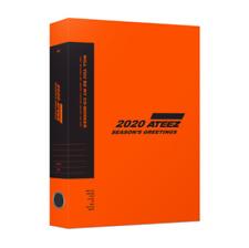 K-POP 2020 ATEEZ SEASON'S GREETINGS OFFICIAL [ Calendar + Diary + DVD ]
