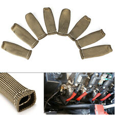 2500° Spark Plug Wire Boots Protector Sleeve Heat Shield Cover For LS1/LS2/LS4/6