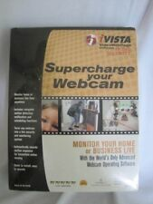 iVista Video Software Webcam Home Security PC 1997-2001