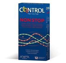 Preservativos control Nonstop 12 UNID