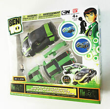 Ben 10 Mark Kevin Cruiser Car Race Mix Match Bandai Ages 4+ New Toy Boys Girls