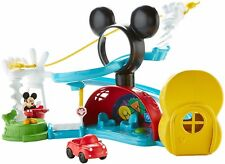 Disney Mickey Mouse Clubhouse Zip Slide Zoom Ages 3+ New Toy Race Car Boys Play