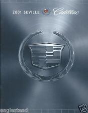 Auto Brochure - Cadillac - Seville - 2001 (AB738)