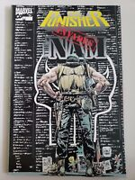 THE PUNISHER INVADES THE 'NAM: FINAL INVASION TPB COLLECTION 1994 1ST PRINT! HTF