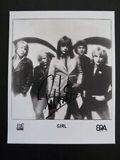 Phil Lewis L.A. Guns Girl Promo Signed Autographed 8x10 Photo Psa Bas Guaranteed