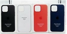 Genuine Apple Silicone Soft Case with MagSafe for Apple iPhone 12 Pro Max 6.7