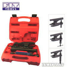 FIT TOOLS Two Way Hydraulic HGV Ball Joint Separator / Remover w/ Manual Screw-