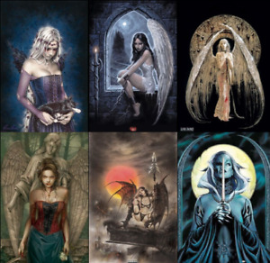 """Maxi Pyramid Gothic Poster / Variety Art Posters: 61x91.5cm (24 x 36"""")"""