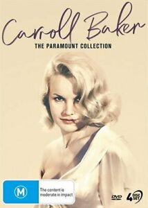 Caroll Baker   Paramount Collection DVD