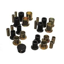 Energy Suspension 3.3106G Control Arm Bushing Set Black Performance Polyurethane