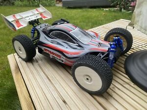 Remote Control acme racing 1/8 scale off road buggy