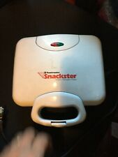 Toastmaster Snackster 289 Sandwich Maker Grill