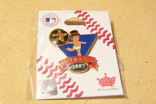 2007 Houston Astros Baby New Years pin