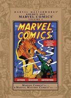 Golden Age Marvel Comics Volume 1 Marvel Masterworks TPB Trade Paperback New