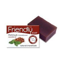 Friendly Soap Patchouli & Sandalwood Bar Soap - 95g