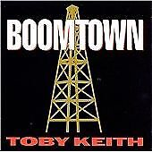 Toby Keith CD Boomtown (Exc!)
