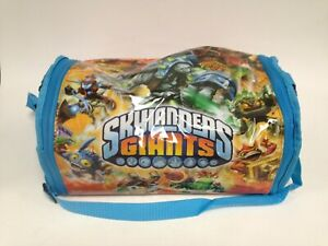 Skylanders Giants Adventure Official Storage Carry Case With Figures And Portals