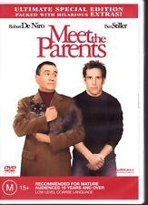 MEET THE PARENTS - DVD R4 -(2004) Ben Stiller SPECIAL EDITION - LIKE NEW