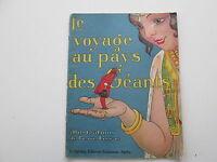 LE VOYAGE AU PAYS DES GEANTS TBE/TTBE ILLUSTRATION PIERRE LISSAC