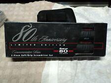 NOS Snap-on  80th Anniversary 2 Pc Soft Grip Screwdriver Set