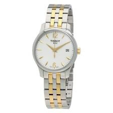 Tissot Multicolored Ladies Analog Business Tradition T0632102203700