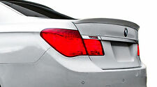 BMW 7 SERIES F01/F02 FLUSH MOUNT FACTORY STYLE SPOILER 2010-2015
