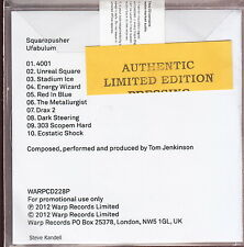 squarepusher limited edition cd