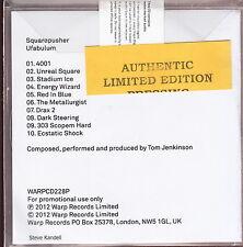 squarepusher limited edition cd