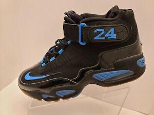 Nike Air Griffey Max 1 Hightop Black / Baby Blue Size 11 354912-030