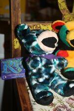 Grateful Dead Beanie Bean Bear Collectibles Ripple 1998 NWT Plush Liquid Blue