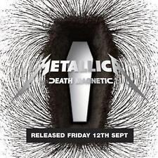 Metallica Death Magnetic CD Album VG Plus Vertigo 2008