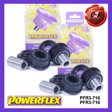 Audi A8 4WD (2010-) Powerflex Rear Track Control Arm Bushes PFR3-716 / PFR3-716