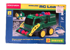 VTG Sealed Rokenbok System 04211 RC Green Classic Loader Dump Truck Vehicle New