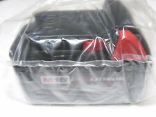 Genuine Milwaukee 48-11-1850 M18 RED LITHIUM XC 5.0  Battery Sealed Pack -Last 1