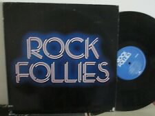 Julie Covington Rula Lenska Lp Rock Follies Tone Stevens Ray Russell
