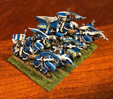 Warmaster Bretonnia Knights Of The Realm 10mm Bretonnian Painted