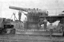 Ckp-28 Military, Rail Mounted Gun, Artillery. Photo