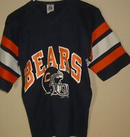 vintage 1990s Chicago Bears NFL football  jersey t shirt size Small