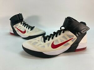 NIKE AIR MAX FLY HyperFuse 429545-100 Basketball Sneakers Shoes Men's Size 18