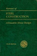 AISC Manual of Steel Construction Allowable Stress