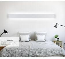 Modern 20w 61cm Aluminum LED Wall Lamp Mirror Light Bedside Hallway Bathroom US