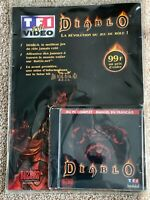 BRAND NEW French Original Diablo 1 PC Factory Sealed Rare Collectors Item France